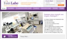 Toxilabo - Intranet B2B
