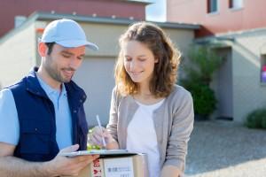 Différents modes de livraison doivent être proposés au client