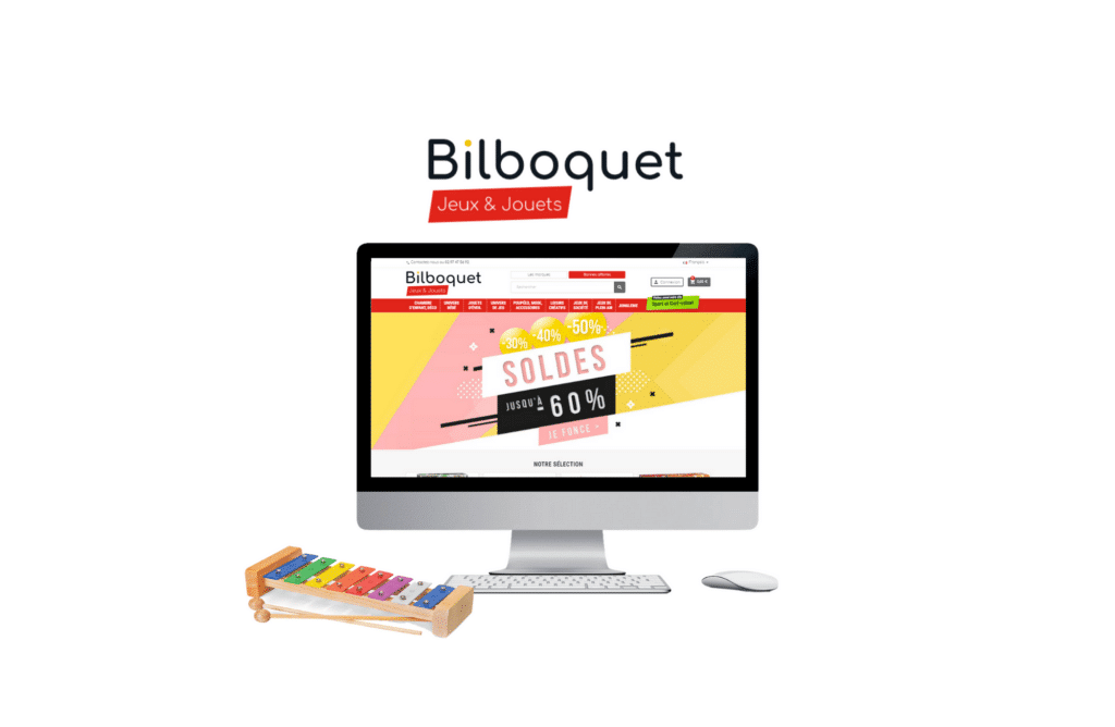 site e-commerce prestashop bilboquet à marseille