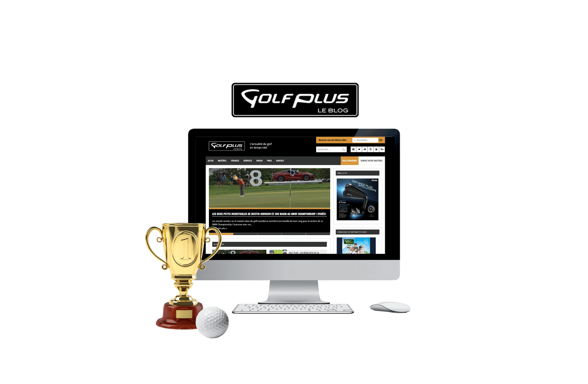 Blog golf plus
