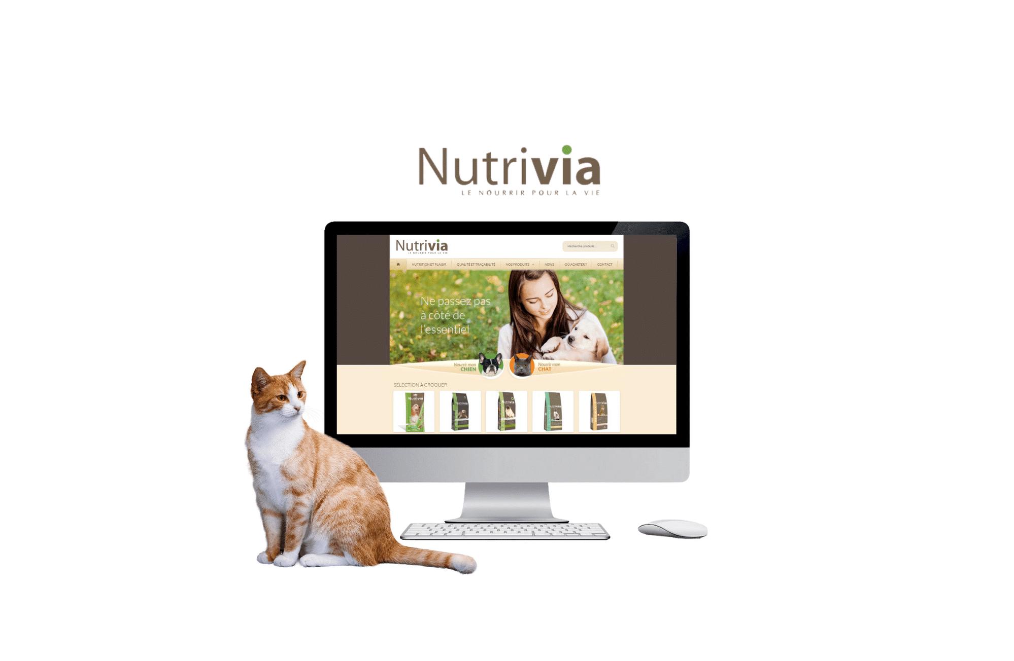 refonte web Nutrivia