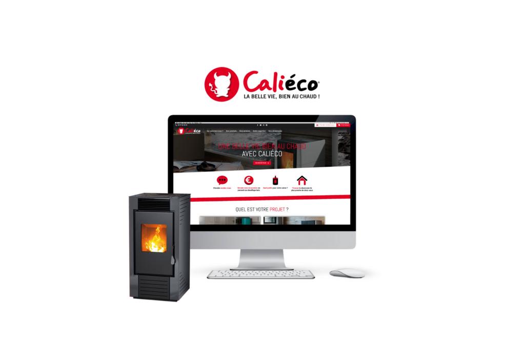 Caliéco site web