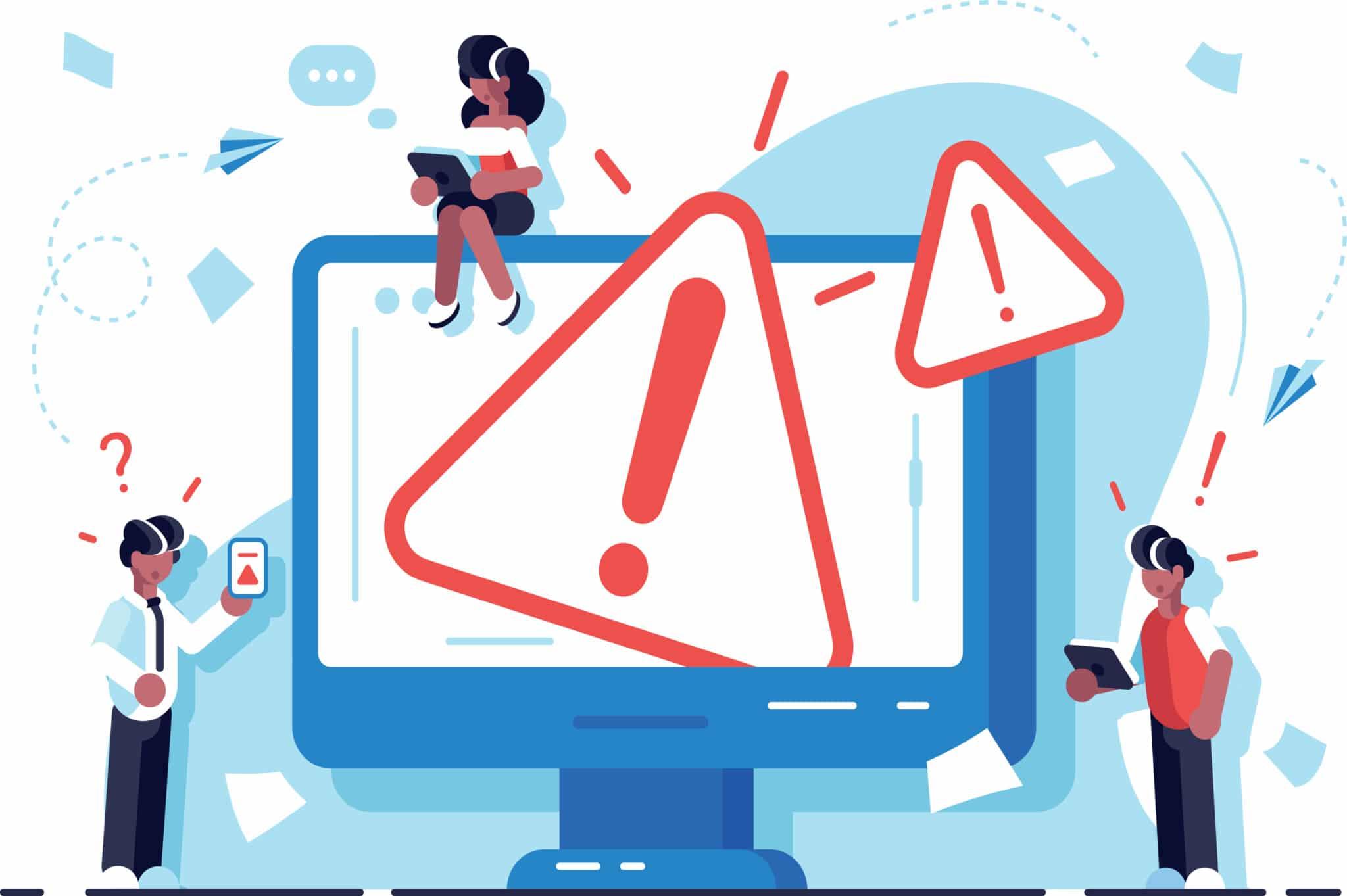les dangers de la migration d'un site internet
