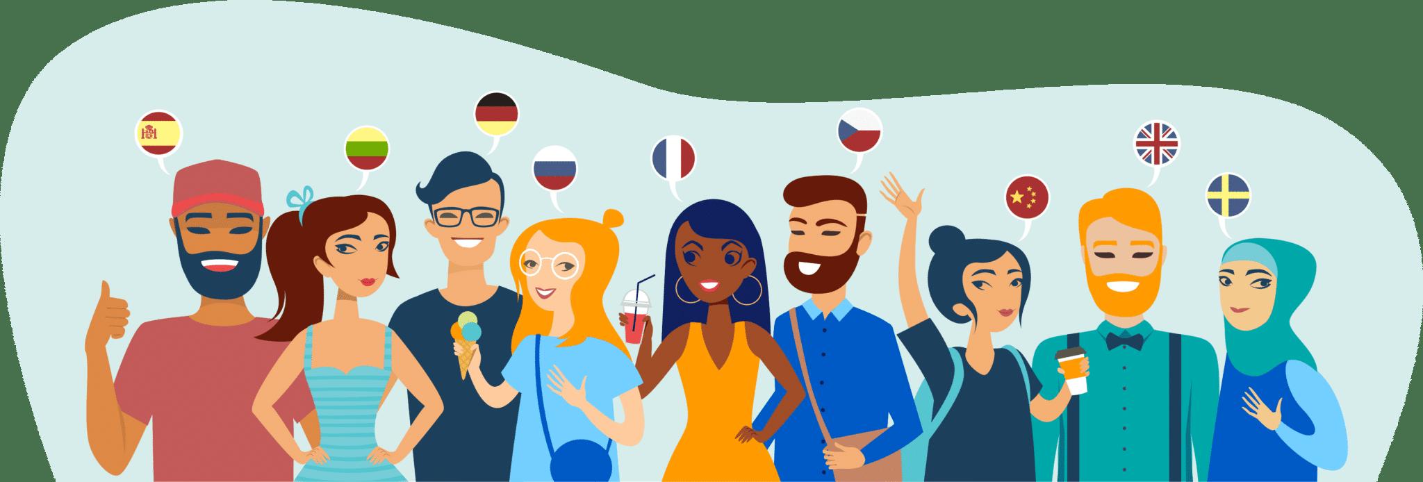 site multilingue prestashop