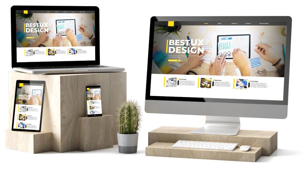 e-commerce multidevice mobile computer tablet