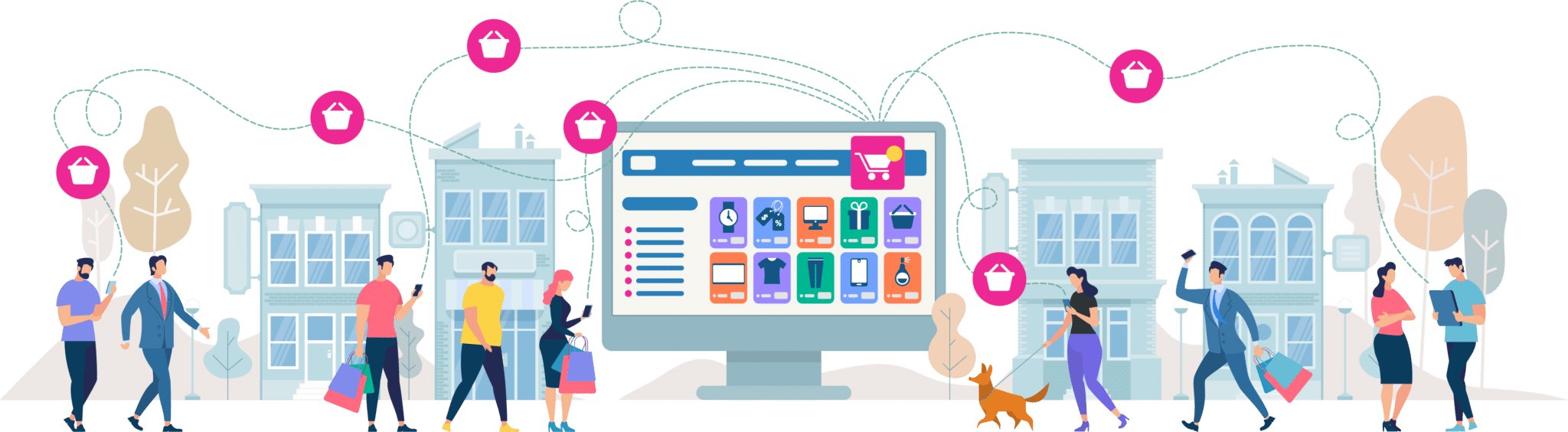 e-commerce business ventes en ligne