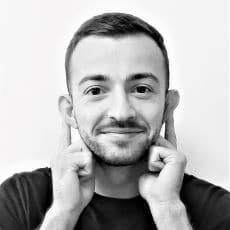 Nicolas chargé de webmarketing chez Soledis