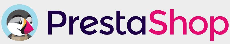 Logo création de site prestashop