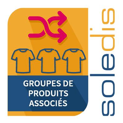 Groupes de produits associés