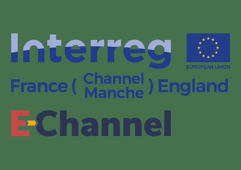 logo interreg e-channel