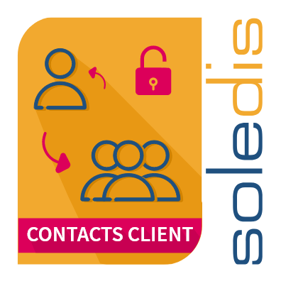 Contacts client