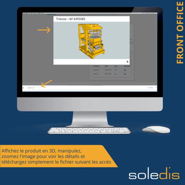 capture ecran module prestashop affichage 3D