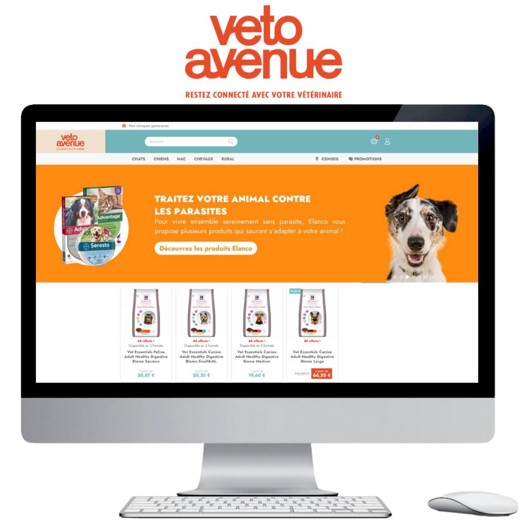 Veto Avenue Site web